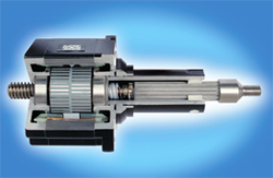 Haydon Kerk Stepper Motor Linear Actuator