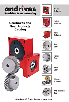 Gearboxes and Gear Products Catalog