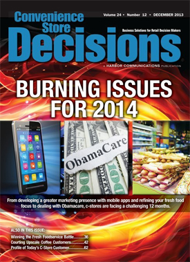 Convenience Store Decisions Digital Edition