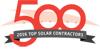 2016 Top 500 Solar Contractors