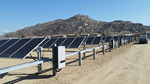 23-36kW Inverters - Ground Mount Project Examples