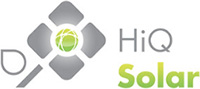 HiQ Solar Logo