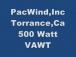 PacWind 500 watt VAWT